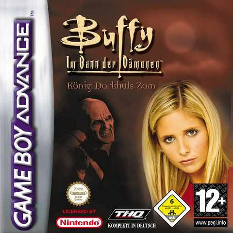 Portada de la descarga de Buffy the Vampire Slayer