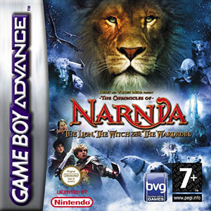 Juego online The Chronicles of Narnia: The Lion the Witch and the Wardrobe (GBA)
