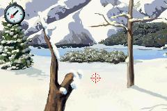 Pantallazo del juego online Cabela's Big Game Hunter (GBA)