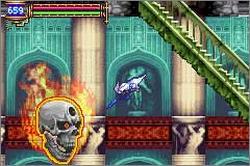 Imagen de la descarga de Castlevania: Aria of Sorrow