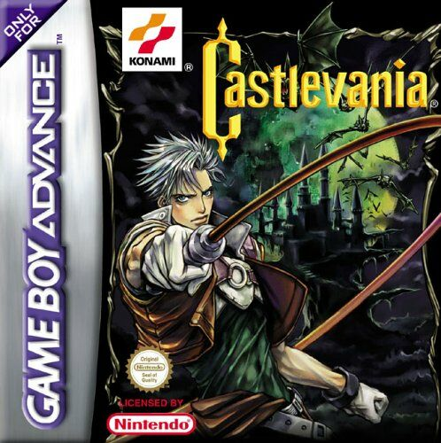 Portada de la descarga de Castlevania: Circle of the Moon