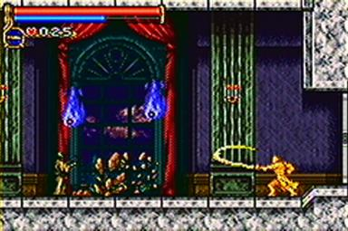 Imagen de la descarga de Castlevania: Circle of the Moon