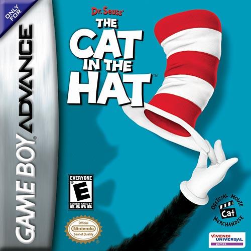Portada de la descarga de Dr. Seuss' The Cat in the Hat