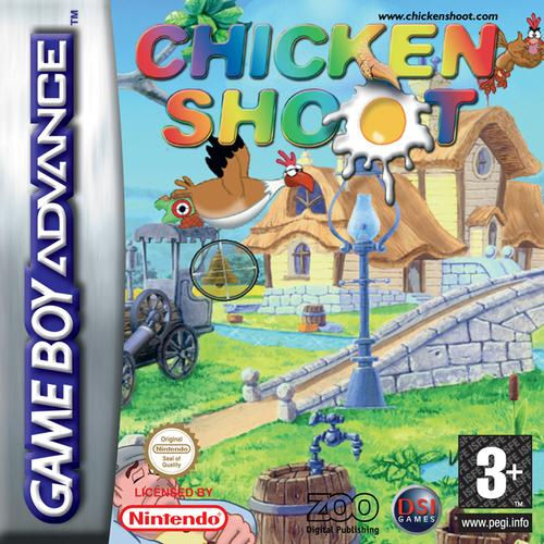 Portada de la descarga de Chicken Shoot