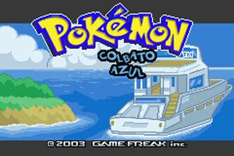 Portada de la descarga de Pokemon Cobalto Azul