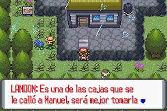Imagen de la descarga de Pokemon Cobalto Azul