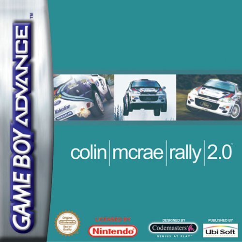 Portada de la descarga de Colin McRae Rally 2_0