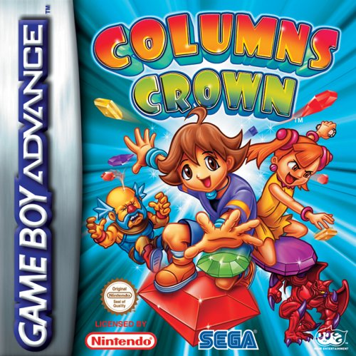 Portada de la descarga de Columns Crown