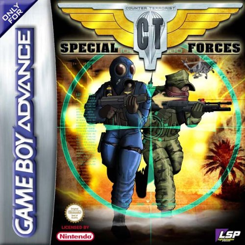 Portada de la descarga de CT Special Forces