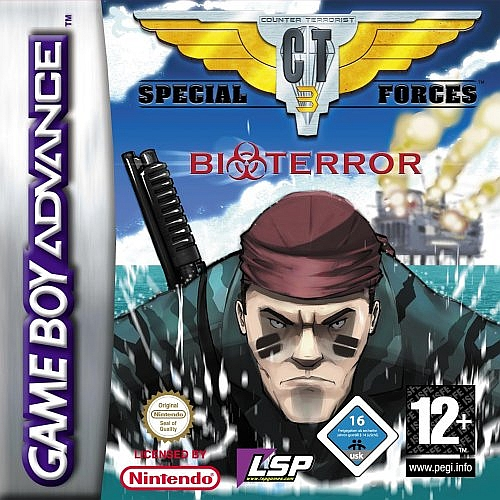 Portada de la descarga de CT Special Forces 3 Bioterror
