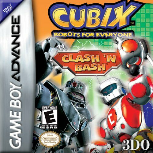 Portada de la descarga de CUBIX: Robots for Everyone – Clash 'N Bash