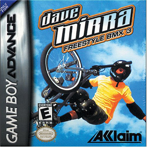Portada de la descarga de Dave Mirra Freestyle BMX 3