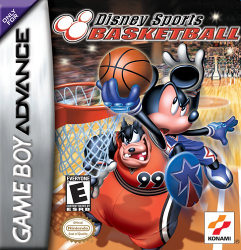Portada de la descarga de Disney Sports Basketball