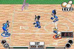 Imagen de la descarga de Disney Sports Basketball