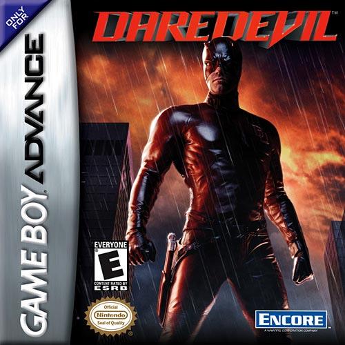 Portada de la descarga de Daredevil