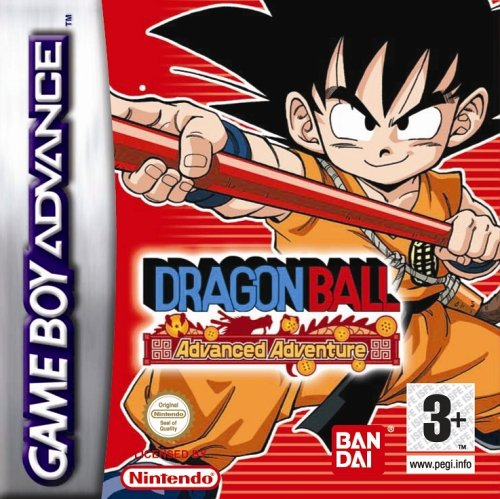Portada de la descarga de Dragon Ball Advance Adventure