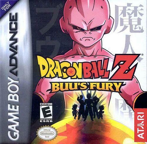 Carátula del juego Dragon Ball Z Buu's Fury (GBA)
