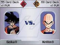 Imagen de la descarga de Dragon Ball Z: Collectible Card Game