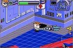 Imagen de la descarga de Dexter's Laboratory: Deesaster Strikes