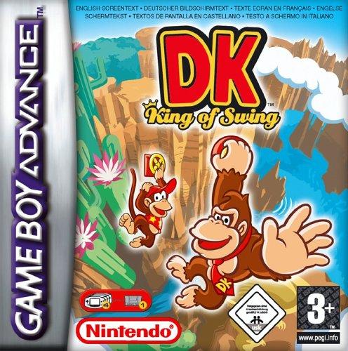 Portada de la descarga de DK: King of Swing