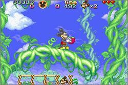Imagen de la descarga de Disney's Magical Quest Starring Mickey & Minnie