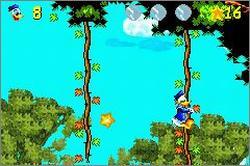 Imagen de la descarga de Disney's Donald Duck Advance