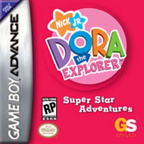 Portada de la descarga de Dora The Explorer: Super Star Adventure
