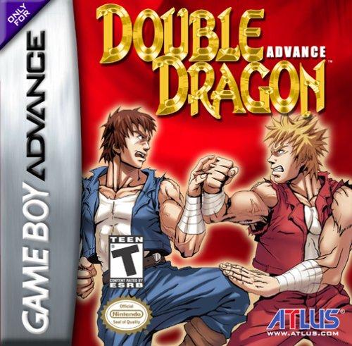 Portada de la descarga de Double Dragon Advance