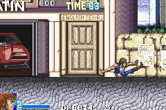 Imagen de la descarga de Double Dragon Advance