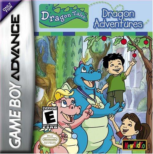 Portada de la descarga de Dragon Tales: Dragon Adventures