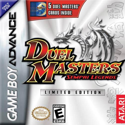 Portada de la descarga de Duel Masters: Sempai Legends
