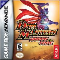 Portada de la descarga de Duel Masters: Shadow of the Code