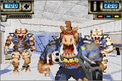 Imagen de la descarga de Duke Nukem Advance