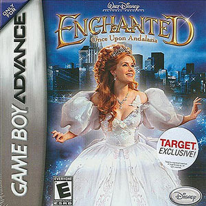 Juego online Walt Disney Pictures Presents Enchanted (GBA)