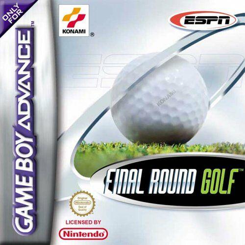Portada de la descarga de ESPN Final Round Golf 2002