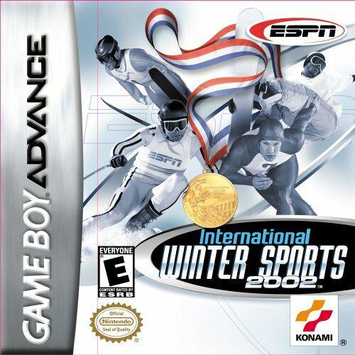 Portada de la descarga de ESPN International Winter Sports 2002