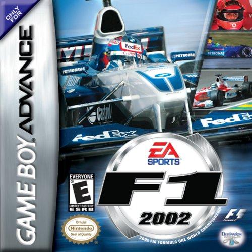 Portada de la descarga de F1 2002