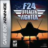Portada de la descarga de F-24: Stealth Fighter