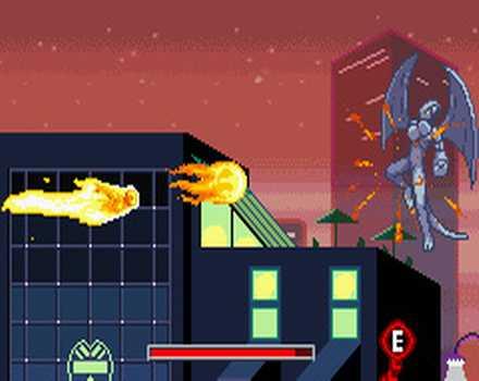 Imagen de la descarga de Fantastic 4: Flame On