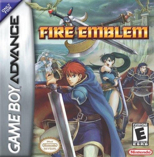 Portada de la descarga de Fire Emblem