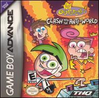 Portada de la descarga de Fairly OddParents: Clash with the Anti-World