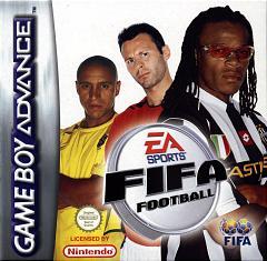 Portada de la descarga de FIFA Football 2003