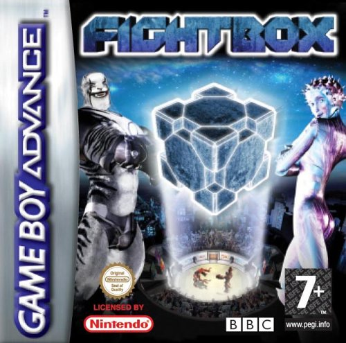 Portada de la descarga de FightBox