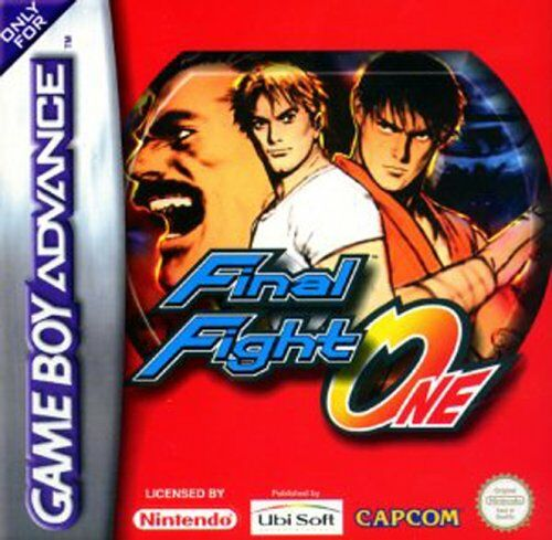 Portada de la descarga de Final Fight One