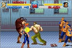 Imagen de la descarga de Final Fight One