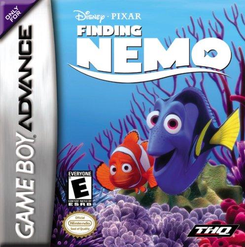 Portada de la descarga de Disney-Pixar's Finding Nemo