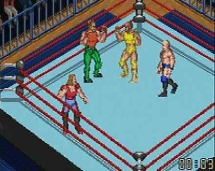 Imagen de la descarga de Fire Pro Wrestling 2
