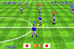 Imagen de la descarga de Formation Soccer 2002