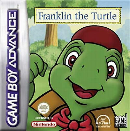 Portada de la descarga de Franklin the Turtle