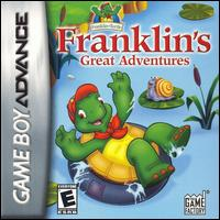 Portada de la descarga de Franklin's Great Adventures